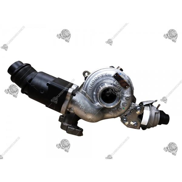 Turbo para Volkswagen Crafter Garrett